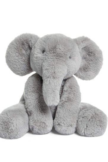 Mamas & Papas Welcome to the World Soft Elephant Toy