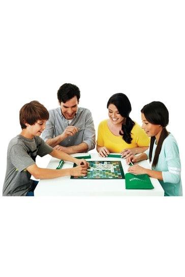 Scrabble Original Crossword Board Game