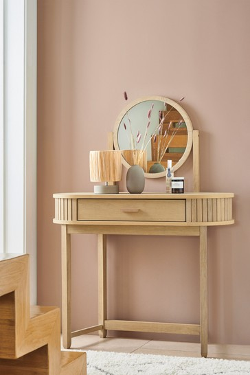 Conway Dressing Table With Mirror