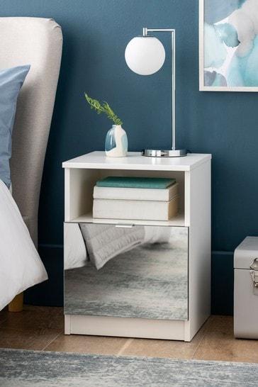 Flynn 1 Drawer Bedside Table