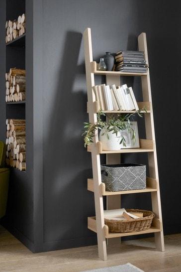Malvern Compact Ladder Shelf