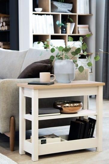 Malvern Storage Sofa Side Table