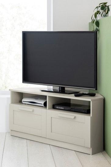 Flynn Corner TV Stand