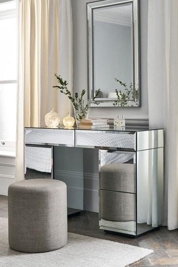 Sloane Mirrored Storage Dressing Table