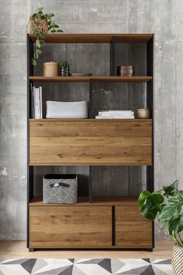 Bronx Display Shelf To Desk