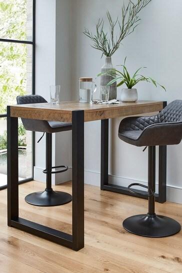 Jefferson Rustic Bar Table