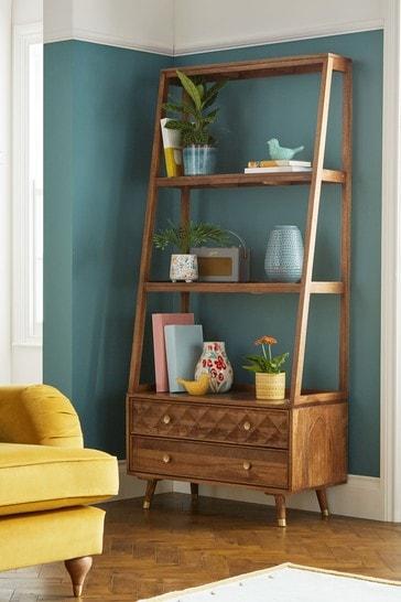 Lloyd Storage Ladder Shelf