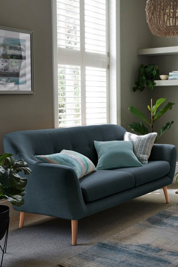Lacey Sofa With Light Legs