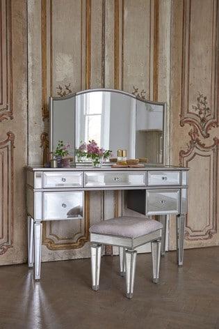 Fleur Mirrored Dressing Table