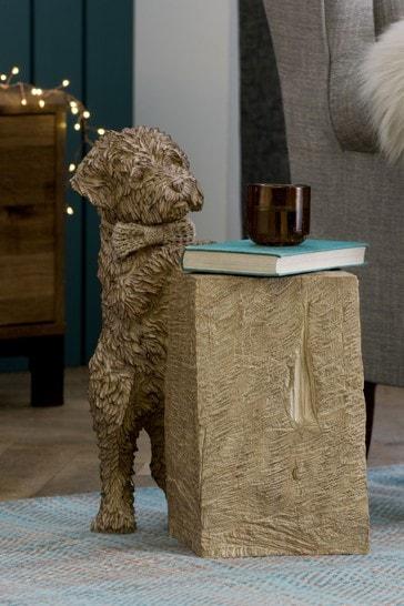 Charlie The Cockapoo Dog Side Table