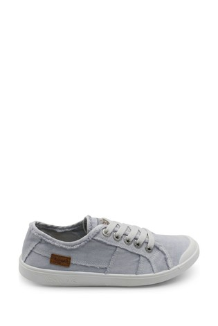 Blowfish Grey Vesper Light-Weight Sneakers