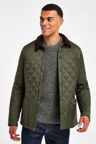 Barbour® Heritage Liddesdale Slim Fit Quilted Jacket