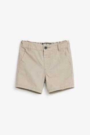 Stone Chino Shorts (3mths-7yrs)