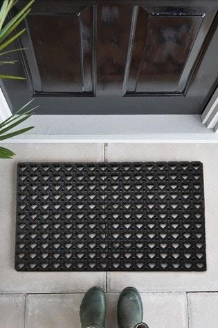Mini Hearts Doormat