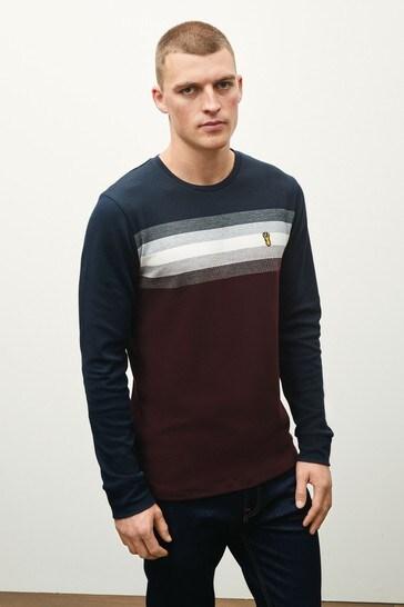 Burgundy Red Soft Touch Regular Fit T-Shirt