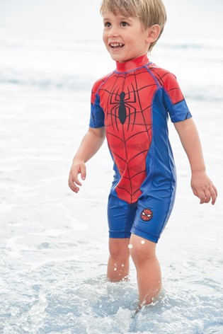 Spider-Man™ Sunsafe Swimsuit (3mths-8yrs)