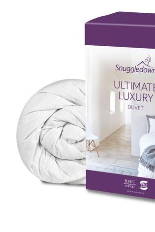 Snuggledown Ultimate Luxury 10.5 Tog Duvet