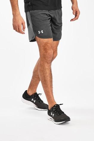Under Armour Black Knit Shorts