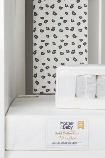 Anti Allergy Pocket Sprung Cot Mattress By Mother&Baby