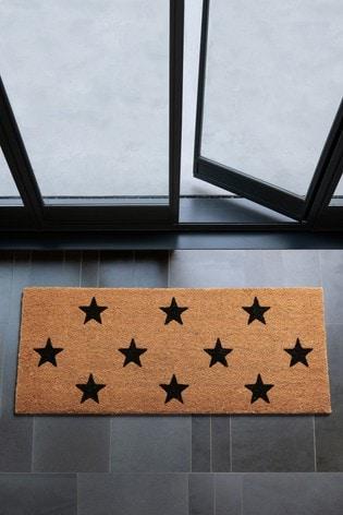 Extra Wide Star Doormat