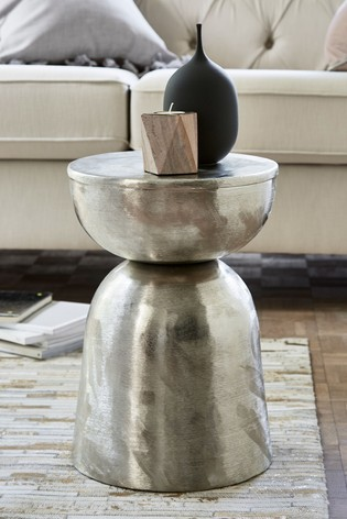 Loxley Drum Side Table