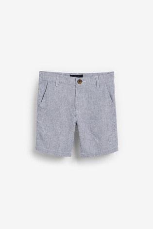 Stripe Chino Shorts (3-16yrs)