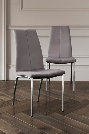 Set of 2 Opus II Dining Chairs