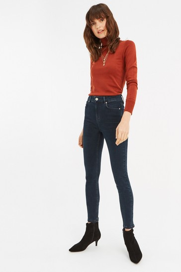 572082d3caad Buy Oasis Blue/Black Lily Jeans from Next Australia