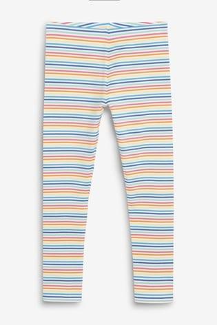 23794d2b15 Rainbow Stripe Leggings (3-16yrs)