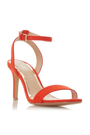 91a7f72cef3 Buy Head Over Heels Minimal Ankle Strap Sandal from Next Australia