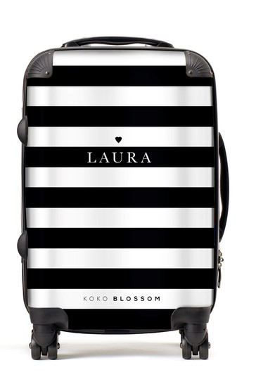 Personalised Laneways Suitcase By Koko Blossom