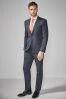 Textured Birdseye Suit: Jacket