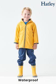 Hatley Yellow Classic Splash Jacket