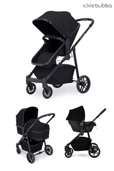 Ickle Bubba Moon 3in1 Pushchair