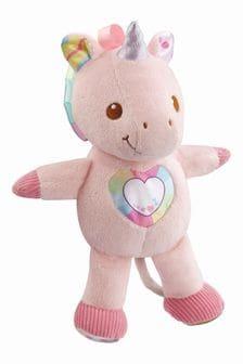 VTech Baby Colourful Cuddles Unicorn 528103