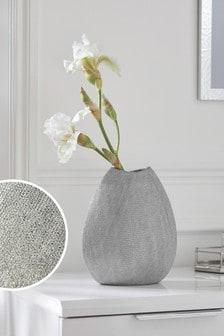 Diamanté Effect Vase