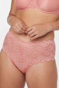 Triumph® Orange Amourette Maxi Briefs