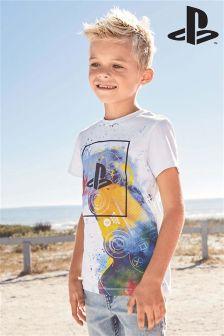 PlayStation™ Splat T-Shirt (3-16yrs)