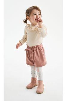 Shorts & Tight Set (3mths-7yrs)
