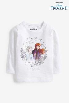 Disney™ Frozen 2 Elsa And Anna T-Shirt (3mths-7yrs)