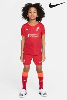 Nike Liverpool FC 21/22 Home Kit