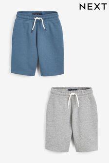 2 Pack Shorts (3-16yrs)
