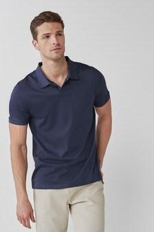 Premium Cotton Revere Polo