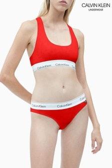 Calvin Klein Red Limited Edition Bikini