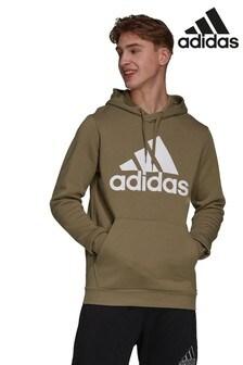 adidas Fleece Logo Hoodie