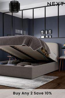 Matson Ottoman Storage Bed