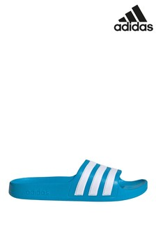 adidas Adilette Youth/Junior Aqua Sliders