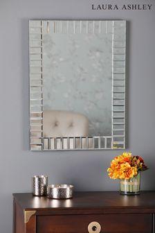 Laura Ashley Capri Small Rectangular Mirror