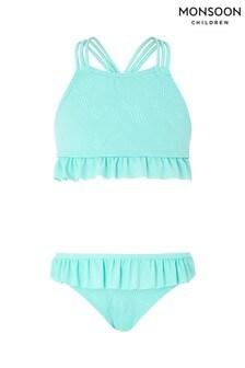 Monsoon Children Green Portia Pineapple Bikini