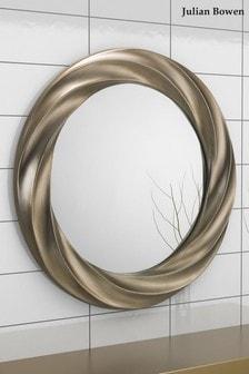 Julian Bowen Adante Round Wall Mirror